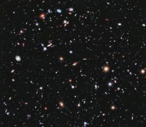 Hubble's Deep Field Image