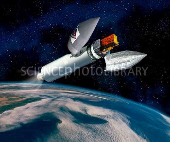 INTEGRAL satellite Launch