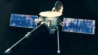 Mariner 10 Spacecraft