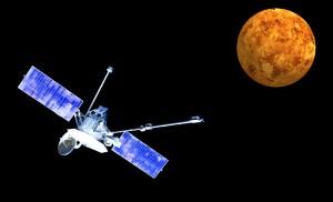 Mariner 10 and Mercury