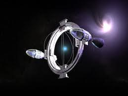 Antimatter Starship