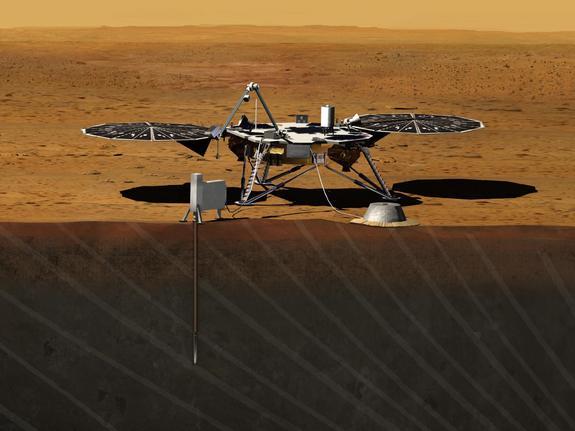 NASAs Mars Insight Lander