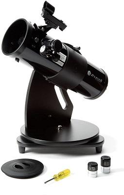 Zhumell Z114 Portable Reflector Telescope